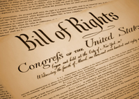 Bill of Rights - Amendments to the Constitution