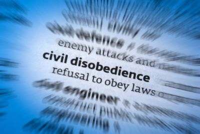 Civil Disobedience Definition