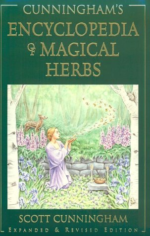 Encyclopedia of Magic Herbs picture