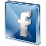 Facebook icon and logo
