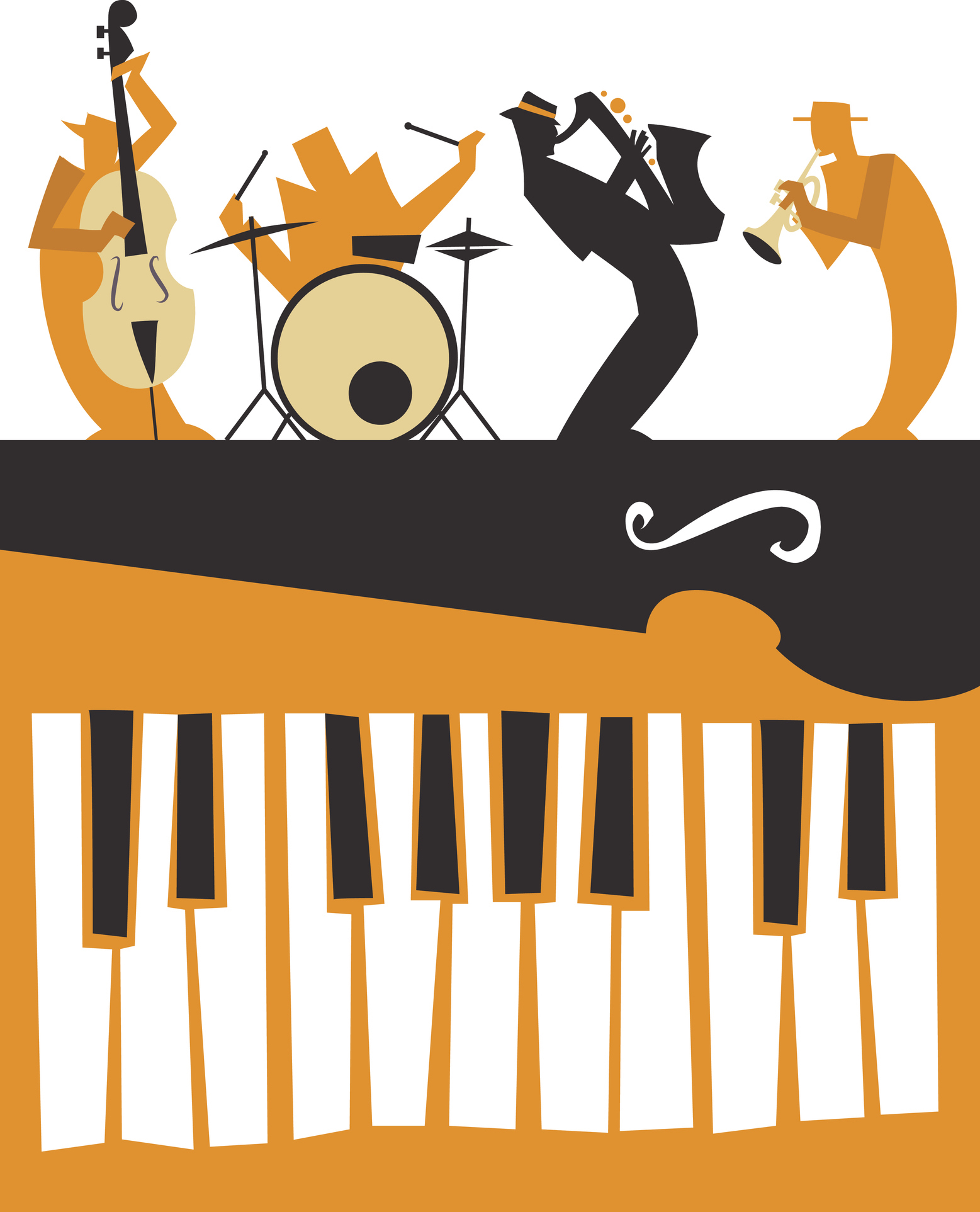 Jazz music holds an important role in the development of American culture