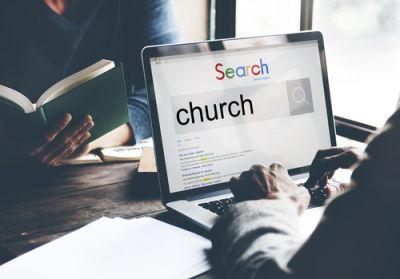 Searching for an Online Church