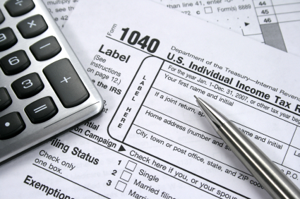 Tax forms