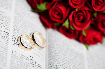 Perform a wedding as a Universal Life Church minister