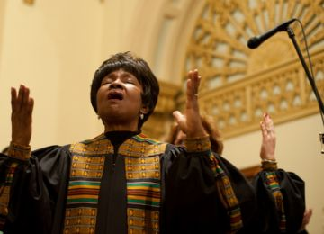 New Movement Within Black Church Seeks To Improve Gender Equality