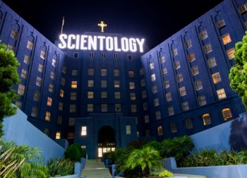 New Lawsuit Accuses Church of Scientology of Human Trafficking