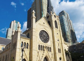 Beautiful Churches in Chicago