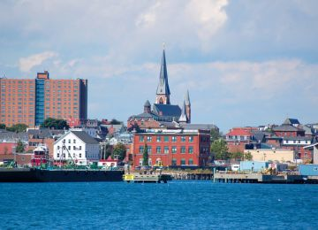 Historic Churches in Portland, Maine