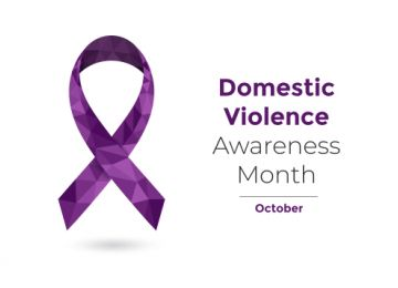 #1Thing for Domestic Violence Awareness Month