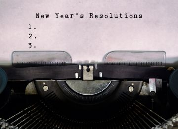 Encouragement to Help You Keep Going With Your New Year's Resolutions