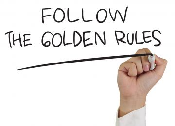 The Golden Rule Should Trump Politics