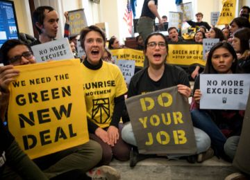 Green New Deal Picks Up Significant Christian Support