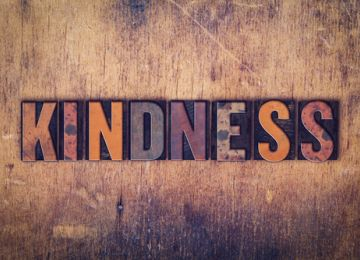 Kindness Means Seeing the Good in Others