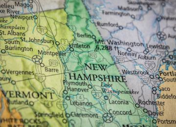 New Hampshire's Historical Churches and Religious Sites