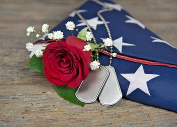 Military Funerals Continue To Be Impacted by COVID-19