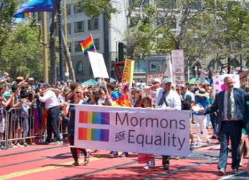 Mormon Church Changes Stance on LGBT Baptisms