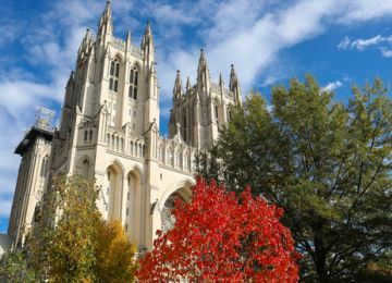 Who Is Interred in the National Cathedral?