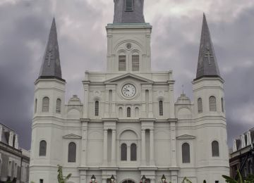 A Church Walk Through New Orleans