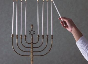 Is Hanukkah Like Christmas?