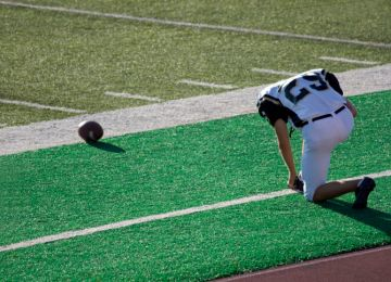 High School Coach in Trouble for Public Prayer