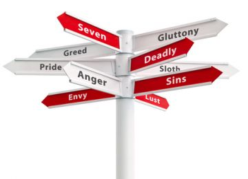A Series on the Seven Deadly Sins - An Overview of the Sins