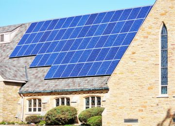 The Episcopal Church Goes Green