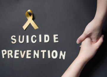 Information for Suicide Prevention Month