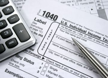 Taxes, One of Life's Few Guarantees