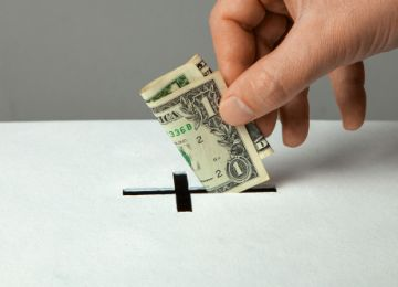 Tithing, Christians, Money Management and Dave Ramsey