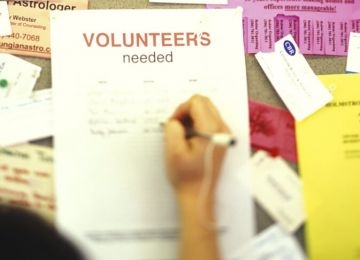 Volunteering Opportunities for Christmas