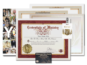 Oklahoma Wedding Laws - Universal Life Church