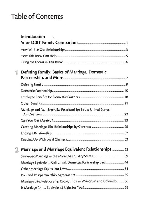 A Legal Guide For Lesbian Gay Couples Universal Life Church