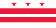 Flag Of Washington DC