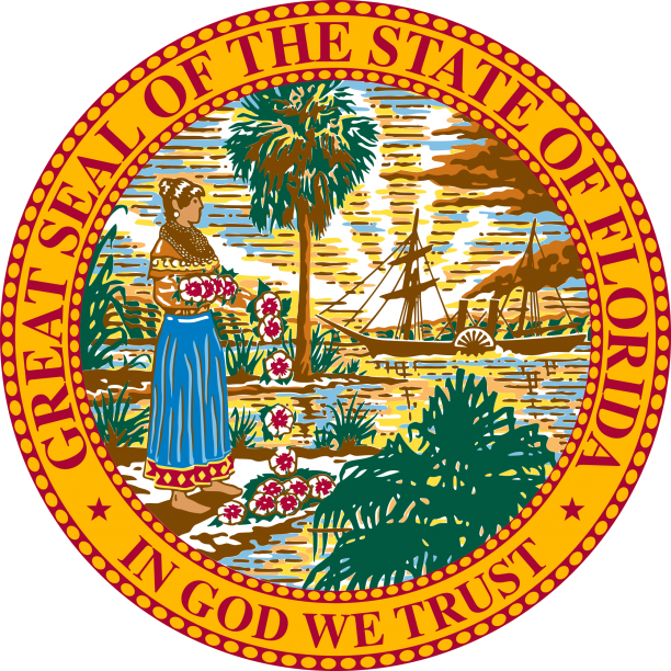 State Seal Of Florida