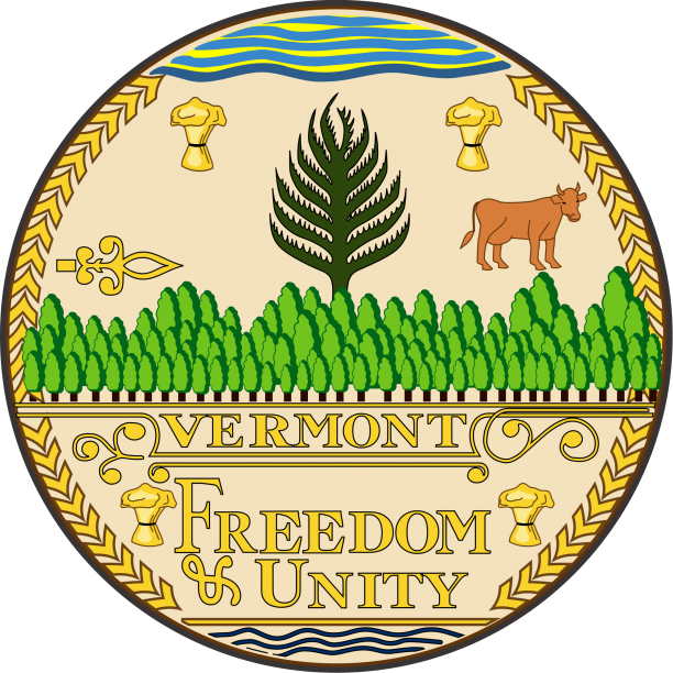 State Seal Of Vermont